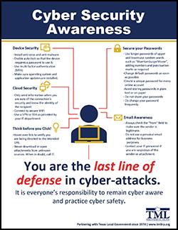 Cyber Security Awareness Participant Handout 250x324-