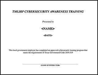 Cybersecurity Awareness Training Certificate thumbnail-2
